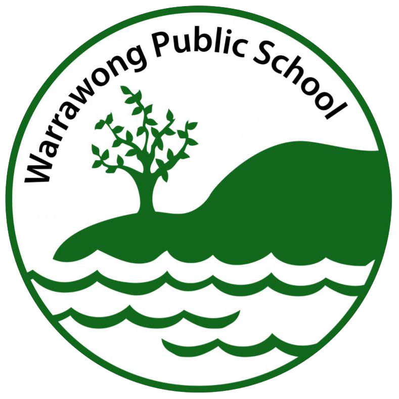 Warrawong Public School logo